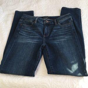 Lucky Brand Hayden High Rise Skinny Jean